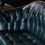 Cleaned with Leather Cleaner with Amtimicrobial, Conditioned with Leather Creme,
